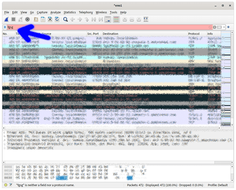 Wireshark-bad-filter-coloring