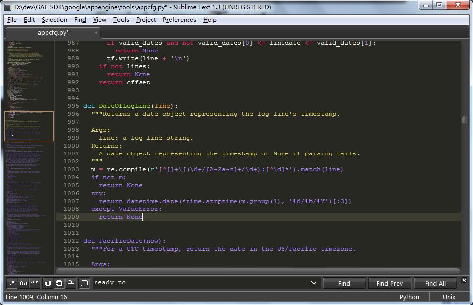 BUG: Python syntax highlight fail - Technical Support