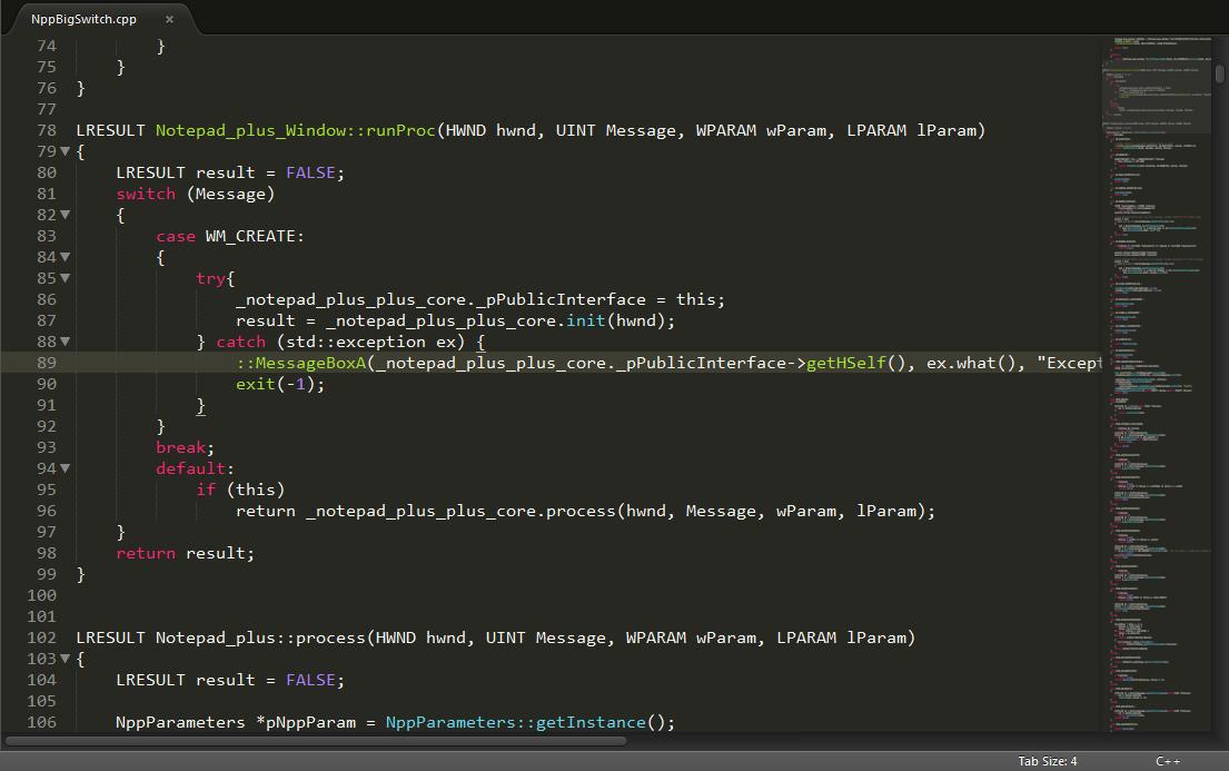 c++ exit function