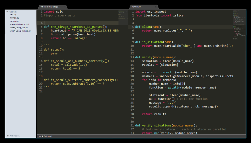 Chrome-less sublime? - Ideas and Feature Requests - Sublime