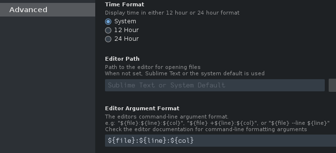 Xcode as Editor - Sublime Merge - Sublime Forum