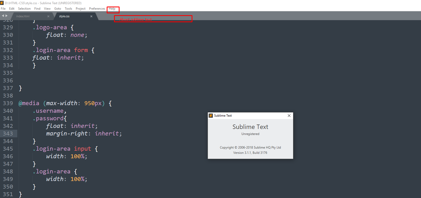 I can't write Bengali language in Sublime text 3 - Technical