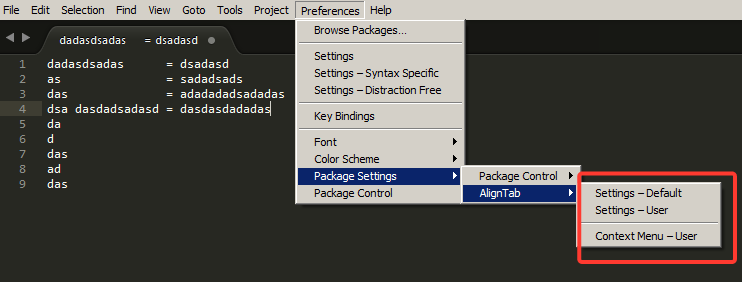 How to install a package manually by using portable version