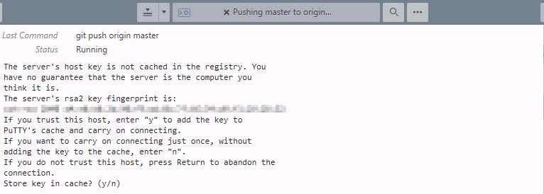 Windows SSH: PuTTY/plink/pageant - Sublime Merge - Sublime Forum