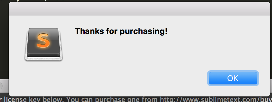 sublime text purchase popup