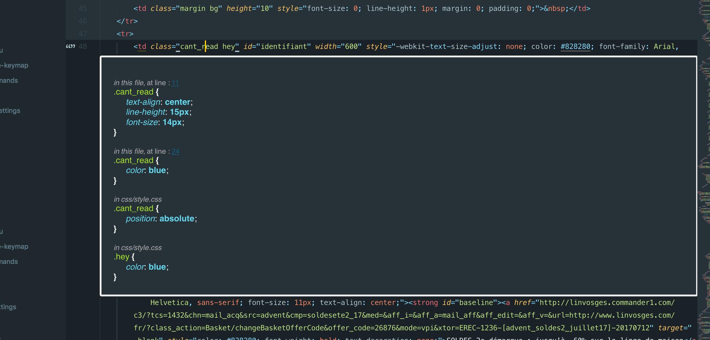 Quick Edit like Brackets - Plugin Announcements - Sublime Forum