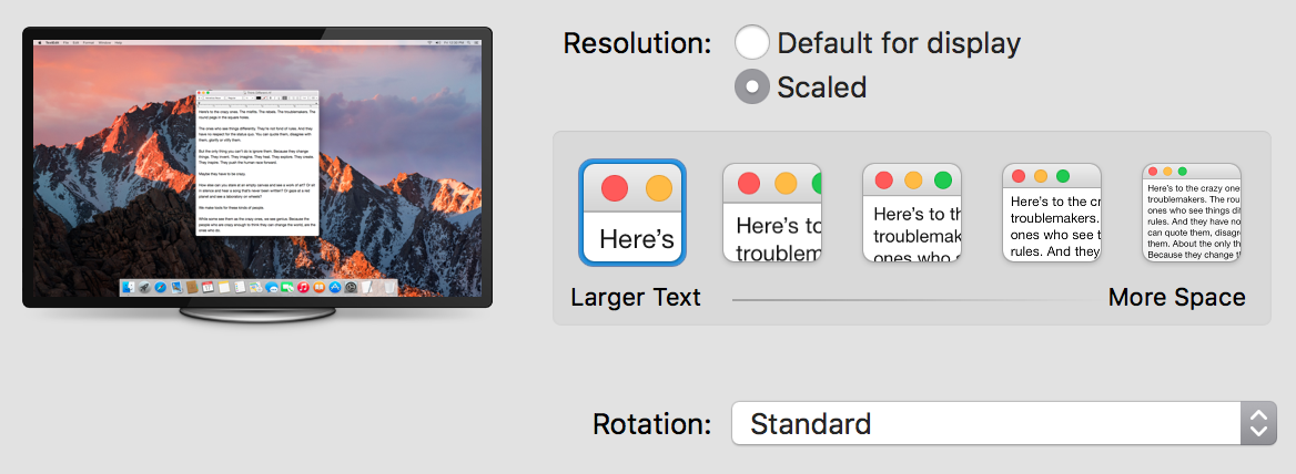 Macbook Pro 4k Display Mouse Cursor Disappears - Technical