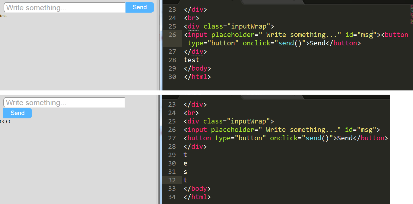 Sublime text creates unwanted spaces/line breaks. How to switch it ...