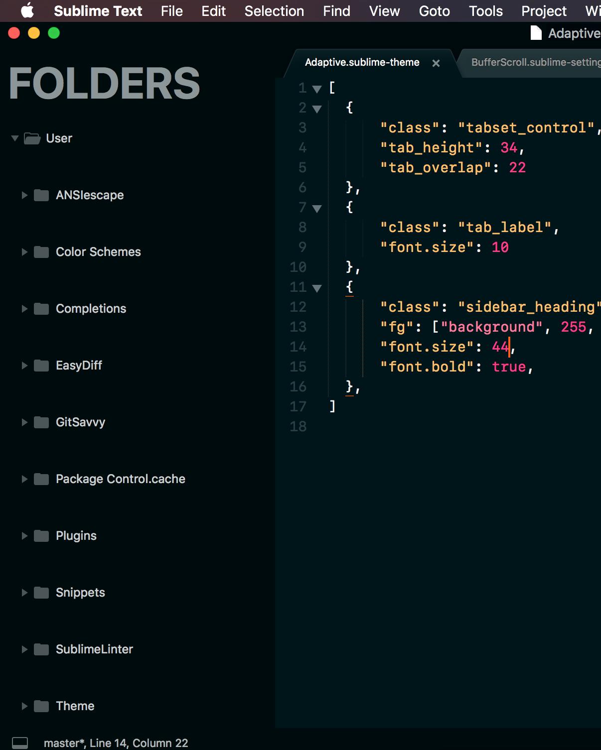 Dev Build 3127 - General Discussion - Sublime Forum