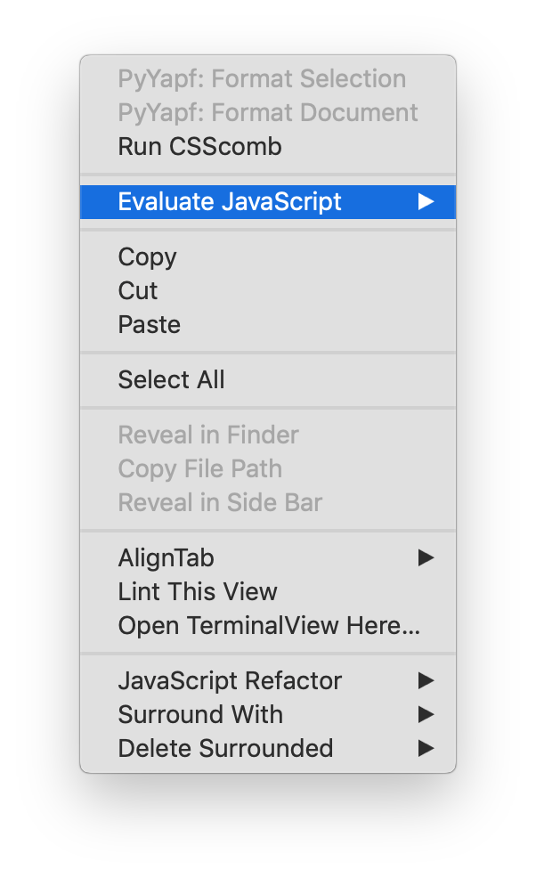 Dark Mode in macOS Mojave - Ideas and Feature Requests - Sublime Forum